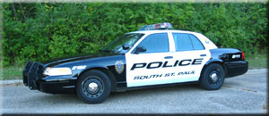 Photo of Police Squad Car