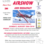 Cumberland Airshow and Breakfast