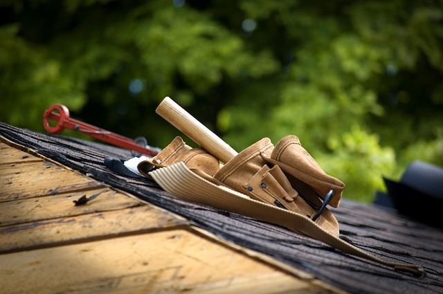 Tools for reroofing a house