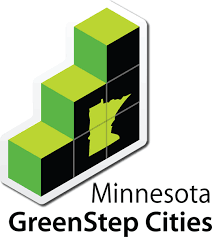 Green Step Logo